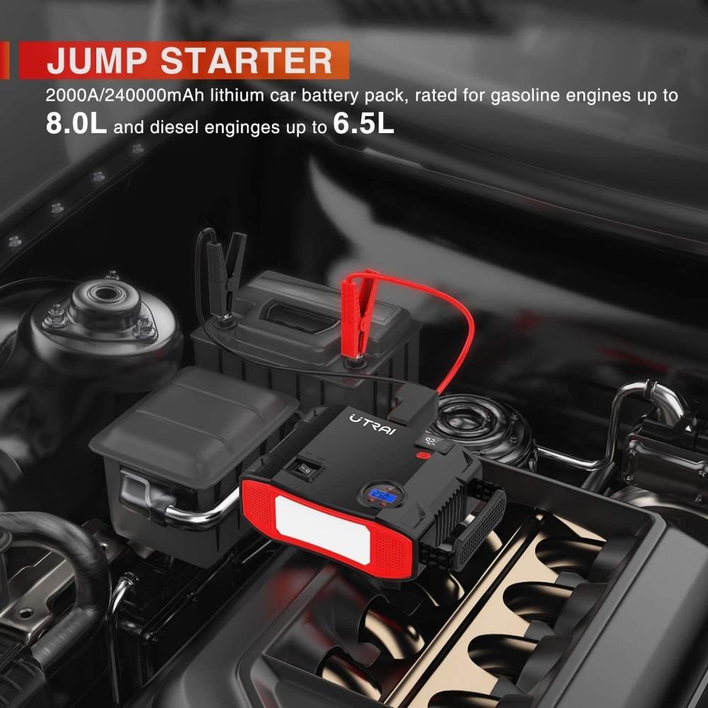 Jump Starter Jstar 5