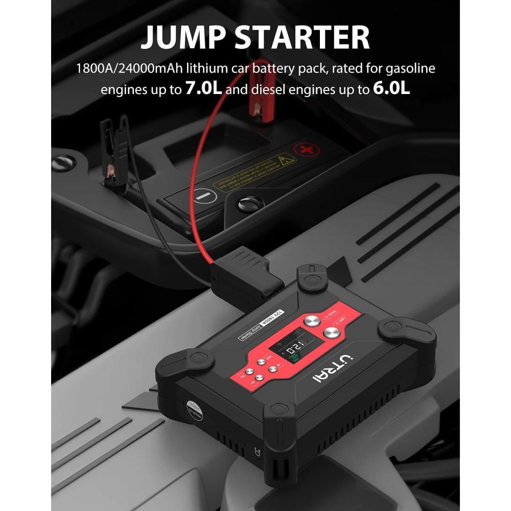 Jump Starter Jstar 6
